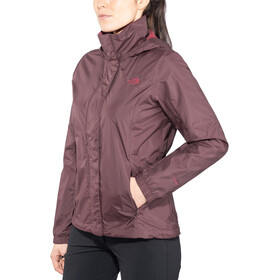 The North Face W's Resolve 2 Jacket Fig/Rumba Red